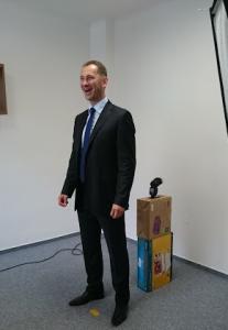 Focení pan Mühlhandl